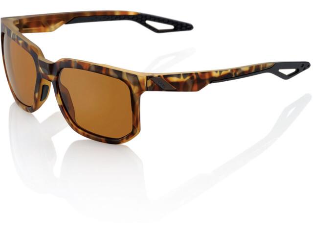 100% Centric Cykelglasögon brun